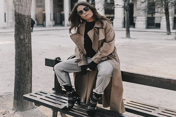 Las 5 bloggers más influyentes de la moda : Alexandra Pereira: Sara Escudero