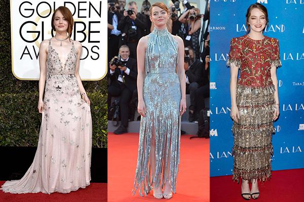 actrices nominadas a los Oscar 2017 Emma Stone