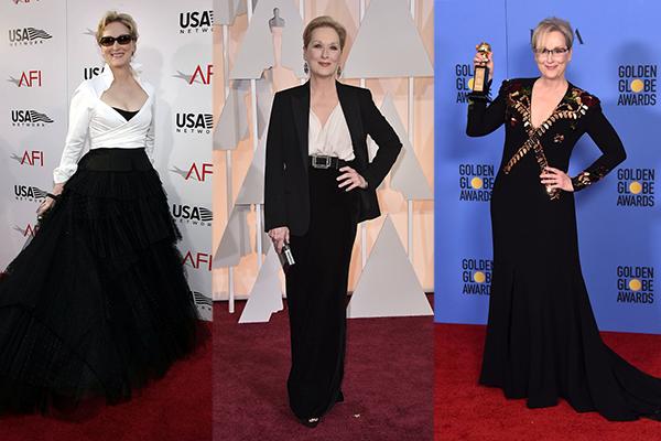 actrices nominadas a los Oscar 2017 Meryl Streep