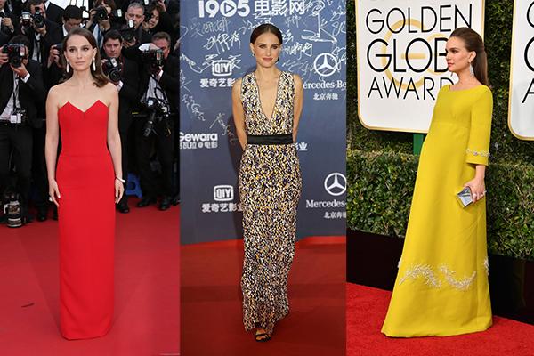actrices nominadas a los Oscar 2017 Natalie Portman