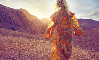 cómo combinar el color naranja en tu ropa