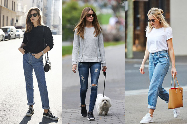 cómo conseguir un look effortless