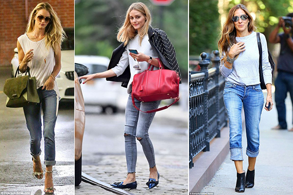 look effortless celebrities