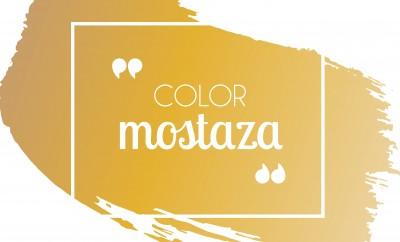 Cómo combinar color mostaza
