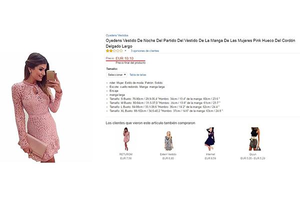 comprar ropa en amazon barata