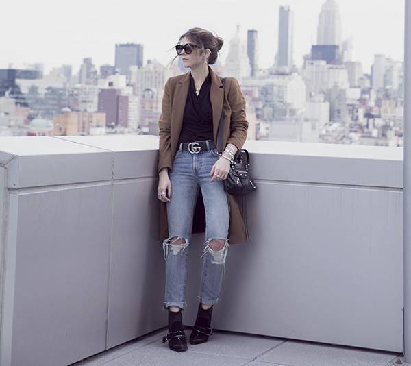 cómo combinar tus denim jeans