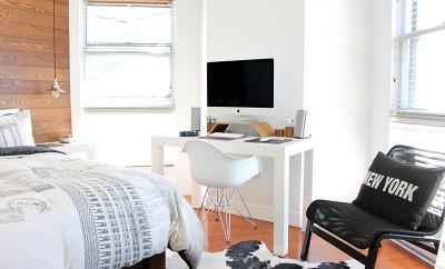 ideas decoración de habitación para invitados
