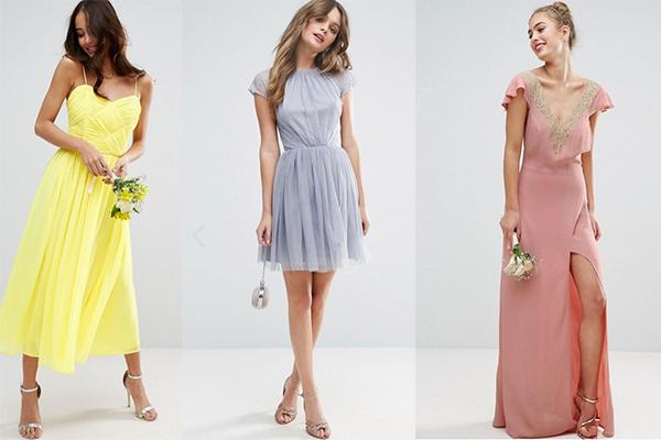 vestidos de fiesta para invitadas de boda