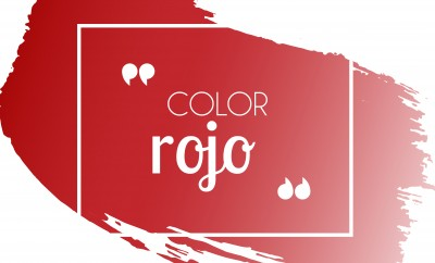Cómo combinar el color rojo