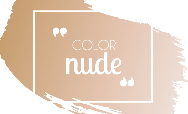 What color is nude right! seems