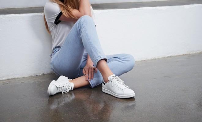 cheaper c55bd c0f78 Cómo combinar zapatillas Adidas Stan Smith y similares