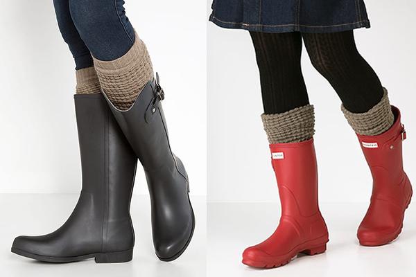 ideas para looks para días de lluvia