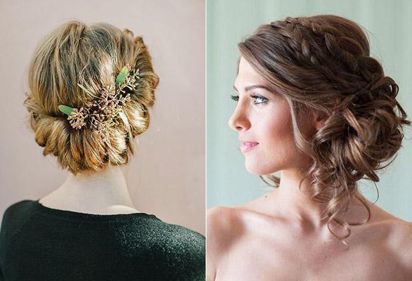 peinados para bodas y recogidos