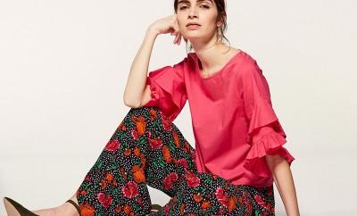 cómo combinar el color fucsia en la ropa