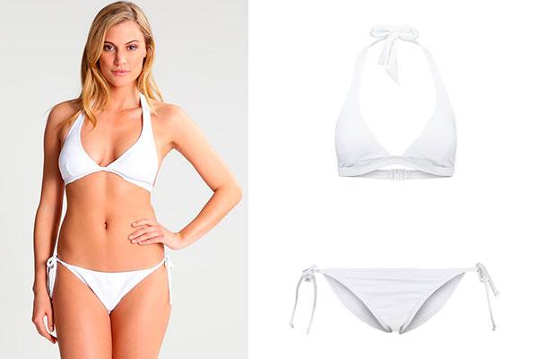 bikinis baratos blancos
