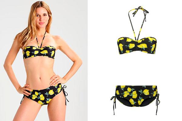 bikinis baratos estampados