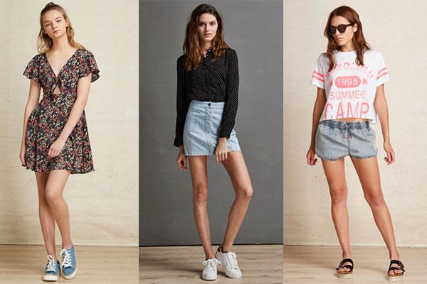 cómo conseguir un look urbano en verano