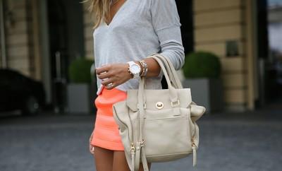 Cómo combinar los colores neón en tu ropa