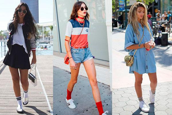 calcetines originales verano
