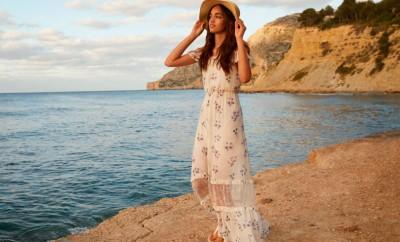 cómo-combinar-vestidos-largos-verano