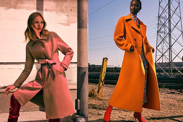 colección otoño zara abrigos