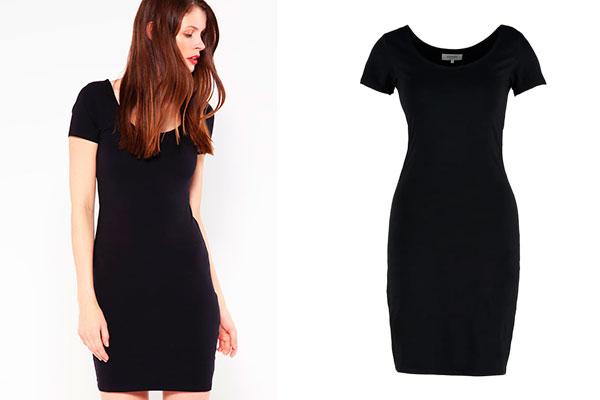 vestidos rebajas negros