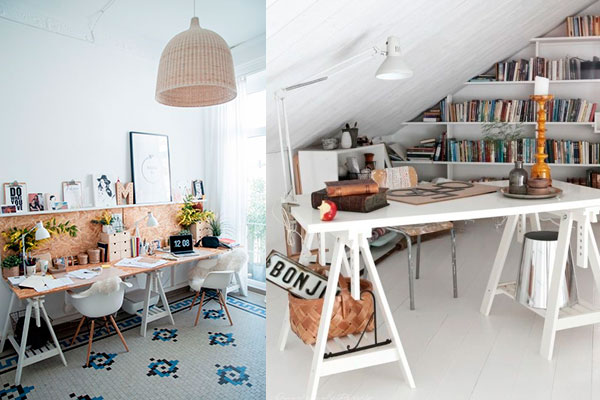 ideas para decorar un estudio