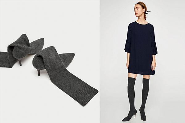 botas y botines otoño invierno 2017-2018