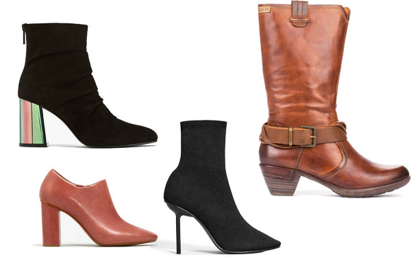 botas y botines otoño invierno-tacon