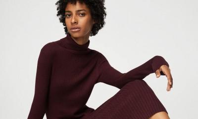 cómo combinar el color burdeos en la ropa