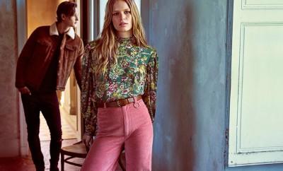 combinar los colores del otoño en la ropa