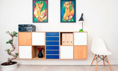 decorar un piso con muebles economicos