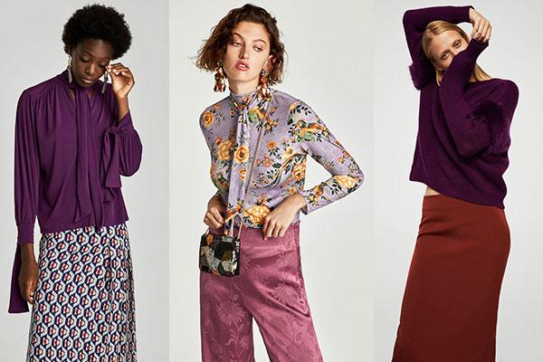 los colores del otoño ropa