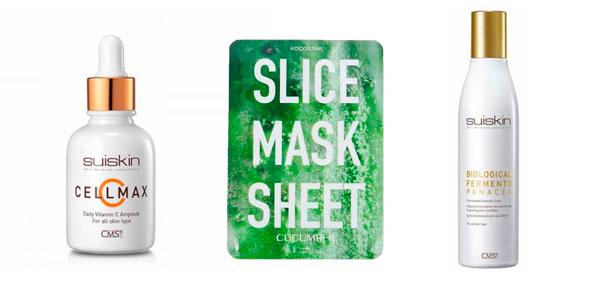productos para cuidar la piel en otoño