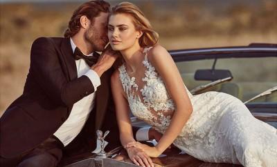 vestidos de novia 2018 pronovias