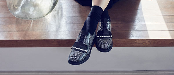 zapatos de otoño de hispanitas oficina