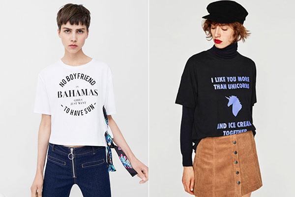 camisetas de series o mensajes