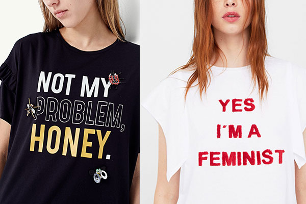 camisetas de series y mensajes