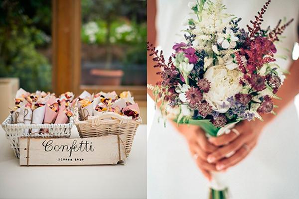 decoracion bodas en otoño