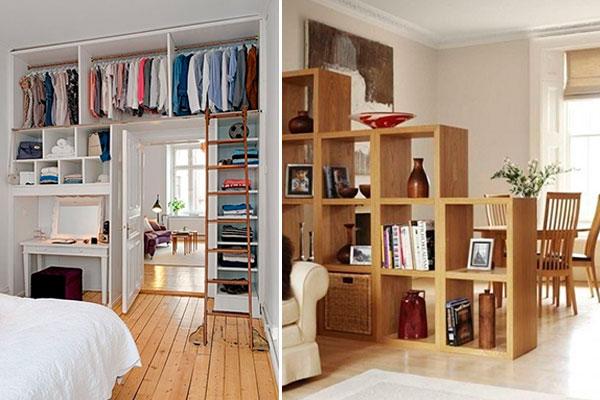 decorar un piso pequeño o apartamento