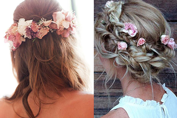 peinados bodas en otoño