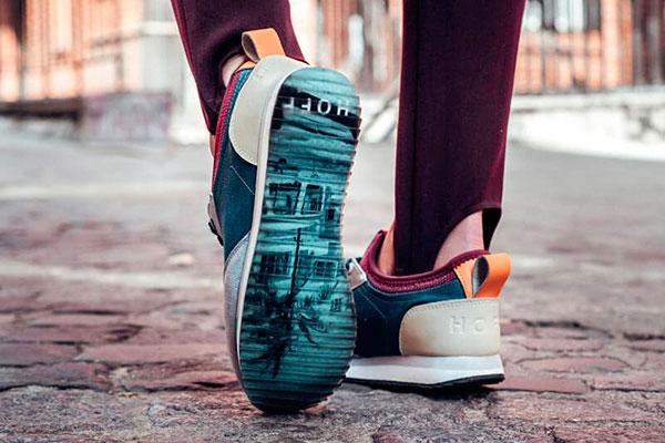 tendencia de sneakers hoff brand