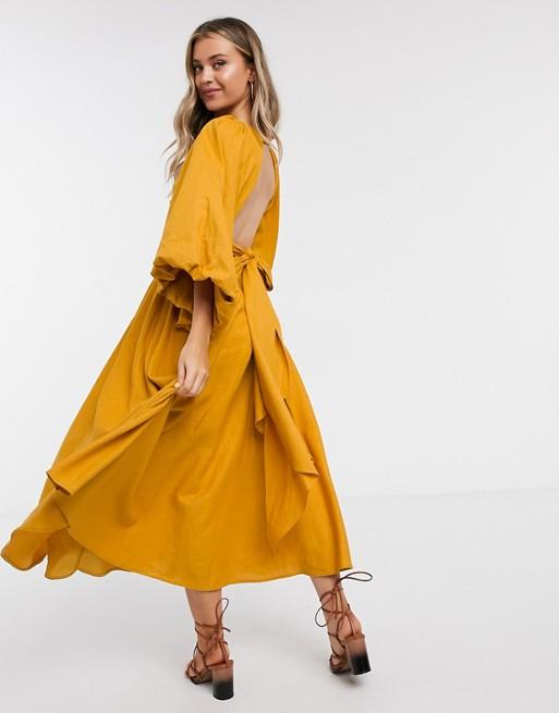 vestido_mostaza