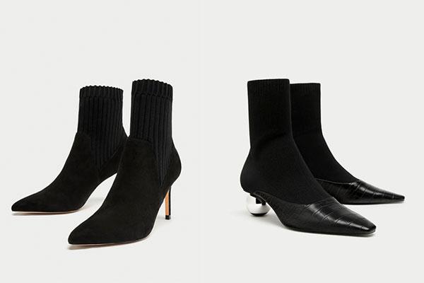 5 zapatos de invierno