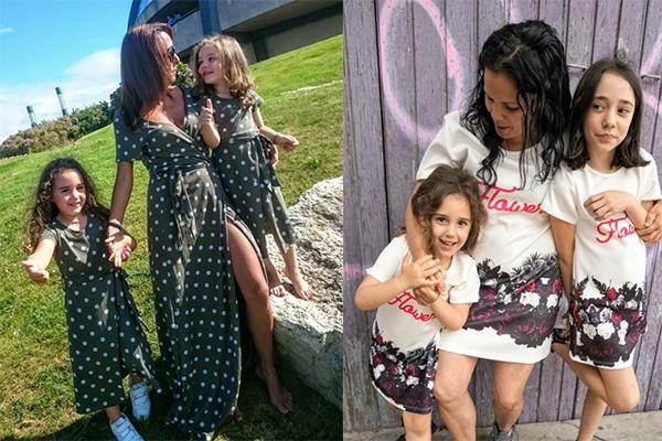 ideas ropa igual para padres e hijos