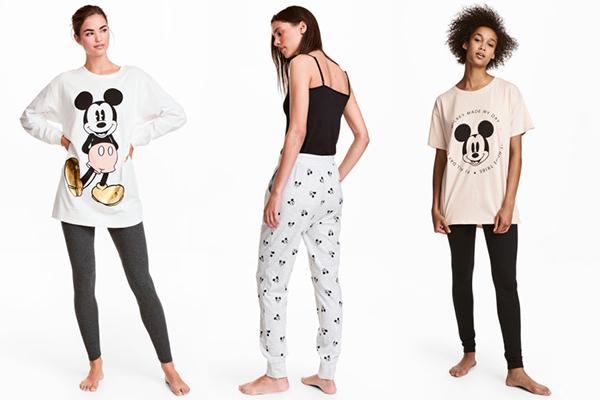 pijamas de mujer h&m