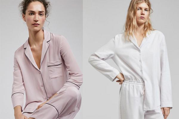 pijamas de mujer oysho