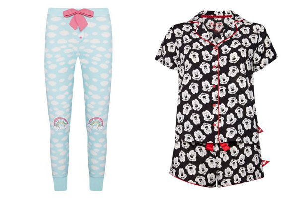 pijamas de mujer primark