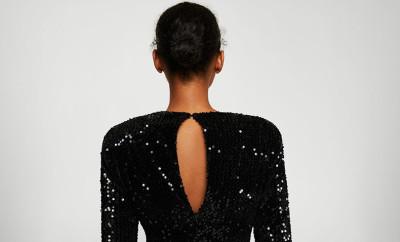 look nochevieja vestidos negros