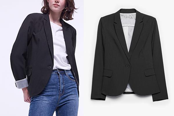 10 básicos de moda mujer blazer